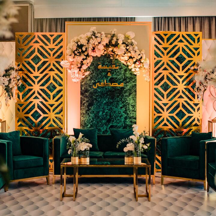 Luxury weddings planner