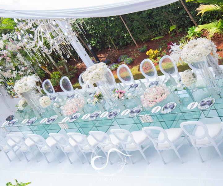 wedding decorations service